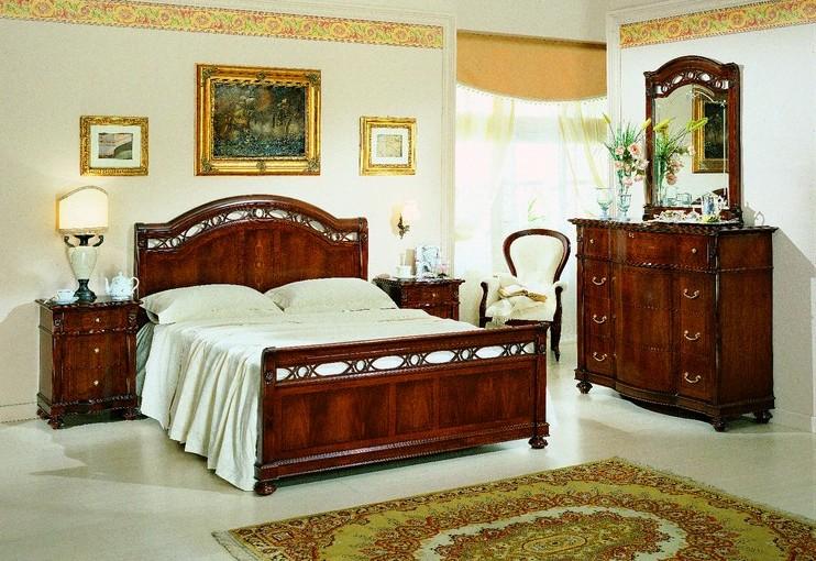 Camere da letto | Collezione SIVIGLIA Noce