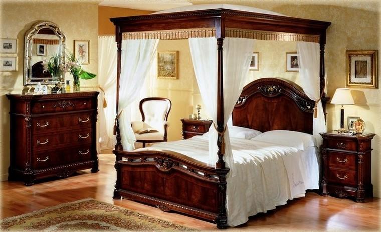 Camere da letto  Collezione 800 SICILIANO Noce