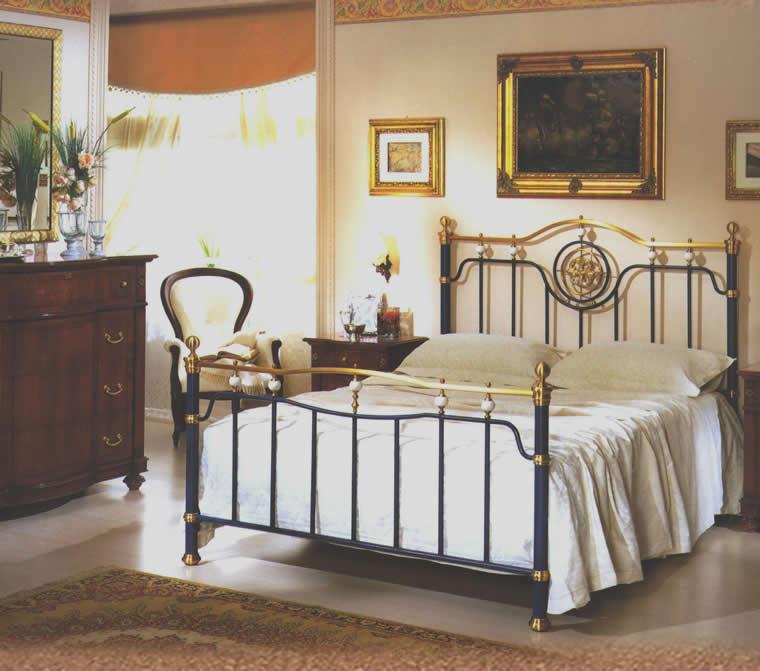 Compos collezione siviglia notte compos avorio e - Camera da letto avorio ...
